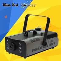Cartón Paquetes 1500 W Control remoto máquina de humo DJ disco laser boda máquina de humo etapa humo equipo