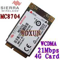De alta velocidad 3G/4G Sierra airprime mc8704 y mc8705 HSPA + módulos, banda Ancha Móvil redes Módems 3G