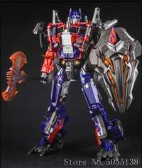 WEIJIANG transformación OP G1 Commander película de aleación MPP10 película Oversize obra maestra fundido figura de acción Robot colección juguete