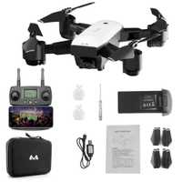 Y logopeda S20 6 ejes Gyro Mini GPS Drone con 110 grados de ángulo ancho Cámara 2,4G de altitud RC Quadcopter portátil modelo de RC