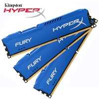 Kingston HyperX DDR3 4 GB de Memoria FURY 4 GB ram ddr3 1866 MHz CL10 DDR3 Memoria para PC de escritorio Playerunknown de los campos de batalla de juego