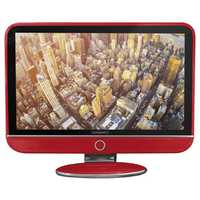 SCHNEIDER FEELING'S TV TV Led Televisión Retro 32' pulgadas FullHD USB PVR Rojo