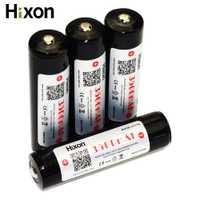 4 Unid 3500 mAh 10A con Sanyo NCR18650GA celda 3,7 V recargable de Li-Ion de la batería PCB protegida CE FCC capacidad real y Sanyo las células