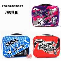 Nouveau arrivé YYF YoYoFactory coque souple huit trous sac sac à dos sac 10 cordes comme cadeau