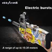 P90 Électrique Auto Jouet Pistolet Graffiti Édition CS Live D'assaut Snipe Arme Balle de L'eau Éclats Gun Drôle En Plein Air Pistolet Jouets