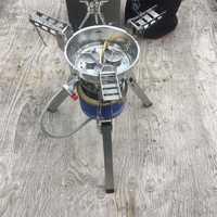 Bulin BL100-B16 al aire libre Camping Picnic estufa de Gas 6800 W Fiesta del equipo campamento familiar quemador de gas