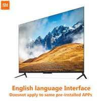 Xiaomi TV 4 55 pulgadas 4 K Smart Ultra Thin TV con montaje en pared y Marco de Metal Ultra estrecho de escritorio 2 GB 8 GB Smart TV
