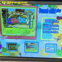 Kit DIY 61 en 1 One Touch para niños juegos Arcade cabina Junta familia juegos Multi Pcb niños diversiones juegos kits