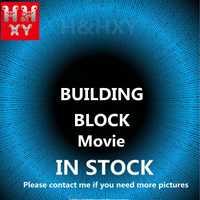 H & HXY EN STOCK 06066 06083 16007 16005 16006 16008 16009 16012 16010 16050 16060 45014 22001 Film Bloc De Construction Briques Jouets