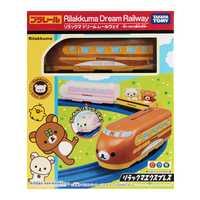 Takara Tomy Disney sueño de Plarail Rilakkuma motorizado tren de juguete Set nuevo