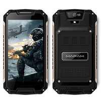 Mafam resistente al aire libre Android 6,0 Smartphone 5,0 pulgadas QHD pantalla Quad Core 1 + 8 GB 3G WCDMA 2g GSM a prueba de golpes de teléfono móvil Delgado