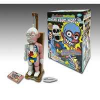 Diversión novedad mordaza Juguetes truco de broma regalo para niños ensamblado juguete diversión juegos humanos Cuerpo modelo AntiStress juguete l1307