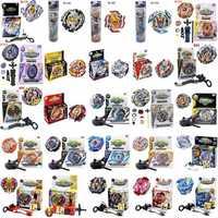 100 piezas caliente Kai Watch Land 4D con lanzador y Arena de lucha batalla fusión clásico juguetes con la caja Original para chico regalo