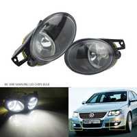 ANGRONG 1 par 30 W actualizado LED niebla para VW Passat 3C B6 2006-10 blanco 6000 K L & R