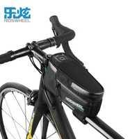 Roswheel bolso Bicicletas bolsa marco delantero tubo superior Bicicletas ciclismo bolsas accesorios 2017 Nuevo 1.5l 100% impermeable en stock