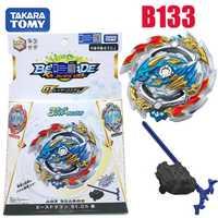 Takara Tomy bayblade explosión b133 Saint-emperador dragón tres transformar Rotary explosivos giroscopio bayblade B133