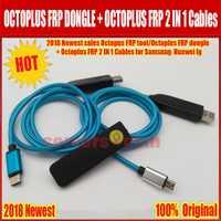 2018 más reciente ventas original Octopus FRP herramienta/octoplus FRP dongle octoplus FRP USB UART 2 en 1 Cables para Samsung Huawei lg