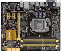 Placa base de escritorio ASUS B85M-G placa base DDR3 enchufe LGA 1150 ordenador PC