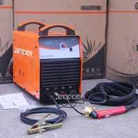 Nueva llegada LGK-100 Plasma máquina de corte 380 V 20 ~ 100A 15.2KW 50/60Hz máquina de corte por Plasma de aire cortador con P80 antorcha incluido