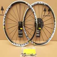 MEROCA 700C Aleación Ruedas BMX carretera bicicleta rueda V freno aluminio carretera ruedas bicicleta ruedas