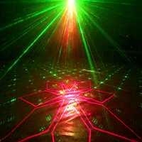 YSH 120 modèles dj lumières effet équipement barre stroboscopique projecteur Laser son activé scène de lumière Disco pour les fêtes salle maison