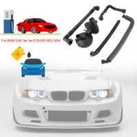 (DE) coches profesionales separador de aceite del cárter del respiradero manguera Válvula de ventilación reemplazo para BMW E46 3er 5er E39 E60 M52 M54