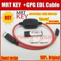 2018 el más nuevo Original MRT clave Dongle + para GPG xiao mi cable