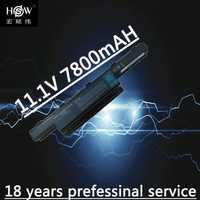 HSW batería para acer Aspire 4741 5742G 5552G 5742G 5750G 5741G AS10D31 AS10D51 AS10D81 AS10D75 AS10D61 AS10D41 AS10D71 batería