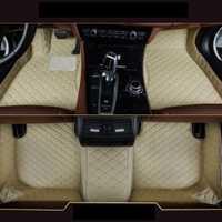 Pour BMW 3 Series GT F34 328i 320i 335i 2013 2014 2015 2016 tapis de sol de voiture personnalisés