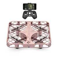 Profesional selfie WiFi Drone 2,4g flujo óptico localización 720 p Cámara presión de aire altura fija juguete volador teledirigido