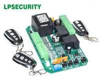 Uso Universal deslizante abridor de puerta unidad control motor PCB circuito controlador de tarjeta electrónica PY600ACL SL1500AC PY800AC
