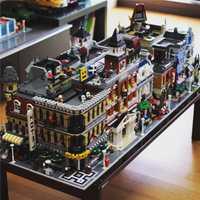 Legoinglys creador de la ciudad de expertos de 15001, 15002, 15003, 15004, 15005, 15006, 15007, 15008, 15009, 15010 MODELO DE 15011 bloques de construcción de ladrillo Juguetes