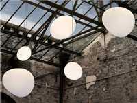 Venta caliente grande moderno FOSCARINI GREGG SOSPENSION lámpara colgante D47 * H40CM