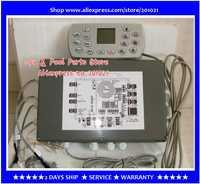Ethink KL8-3H caliente bañera caja de control del controlador + pantalla para 2 bomba spas fit ET-H3000 + 12VAC luz