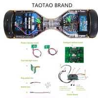 Nuevo por XA Hover board giroscopio inteligente actitud Sensor placa de circuito piezas de reparación