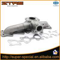 Collecteur Turbo pour Audi S2 S4 S6 RS2 K24 K26 20 V en fonte modèle Turbo Turbolade collecteur