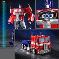 32cm YX MP10 MPP10 Metal modelo transformación G1 Robot juguete aleación mmp10 Commander Diecast colección figura de acción para niños regalo