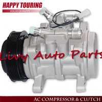 6P148 AC compresor de aire acondicionado para coche Vw Golf Saveiro Senda Parati 1,6, 1,8, 2,0, 377820803 BC4471005390