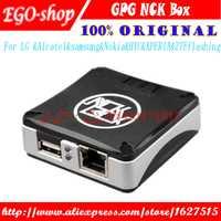 Gsmjustonct NCK pro caja herramienta polifuncional de teléfono para Alcatel, Sam y reparación de software Paquete de desbloqueo con 16 cables