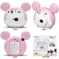 Fuji Fujifilm Instax mini TSUM cámara instantánea foto impresión película instantánea cámara de disparo Set de regalo