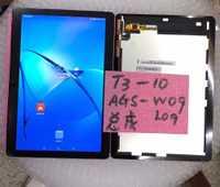 Para Huawei MediaPad T3 10 AGS-W09 AGS-L09 pantalla LCD + pantalla táctil Asamblea negro o blanco