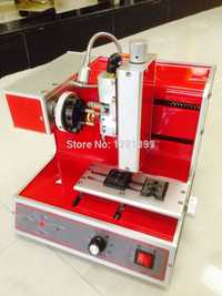 2016 operación flexible herramienta de grabado digital, tamaño del anillo máquina, CNC brazaletes máquina de grabado, máquina de grabado