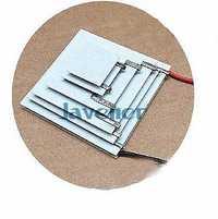 20x30x40x50x55x62mm TEC6-60506 dissipateur thermique thermoélectrique refroidisseur Peltier plaque de refroidissement Six couches Module de réfrigération