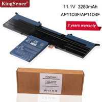 KingSener Nouveau AP11D3F Batterie Pour Acer Aspire S3 S3-951 S3-391 MS2346 AP11D3F AP11D4F 3ICP5/65/88 3ICP5/67/90 11.1 V 3280 mAh