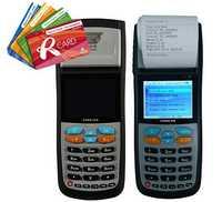 Mucho RFID aparcamiento NFC lector de tarjetas IC aparcamiento de Terminal de tarjeta de prepago de pago fuera de línea con impresora térmica