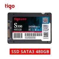 Tigo disco duro SSD 480GB SATA 2,5 pulgadas unidad interna de estado sólido para ordenador portátil PC Disco Duro 480 GB garantía HDD 3 años