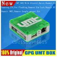 2018 producto original mejor Multi herramienta (UMT) caja UMT Alcatel Huawe1 Lava ZTE SAM Ect