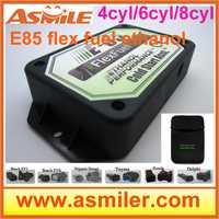 E85 kit de conversión 4cyl 6cyl (caja de plástico) -- arranque en frío Asst, combustible flexible, kit de etanol e85, superetanol DHL precio gratuito
