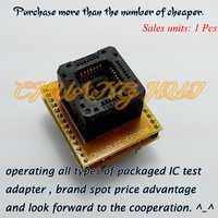 PLCC28-DIP28 programador adaptador PLCC28 a DIP28 adaptador socket