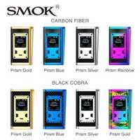 Original humo Majestad 225 W TC caja MOD Luxe edición potencia por batería 18650 Mod caja Vape vaporizador E-cig vs Vaporesso lujo/arrastre 2